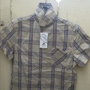 T-shirt with Button size S
